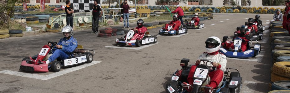 Tunisia Kart Trophy 2013 – Manche 1 – 24/03/2013