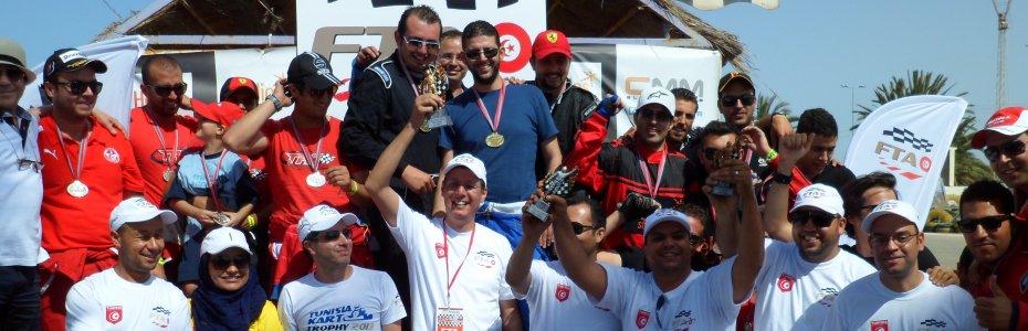 Tunisia Kart Trophy 2013 – Manche 4 du 23/06/2013