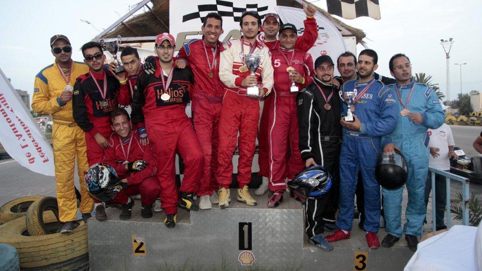 Résumé de la finale Tunisia Kart Trophy 2013