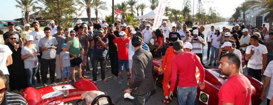 Résumé du Grand Prix Historique de Tunisie & Tunisia Challenge 5è manche