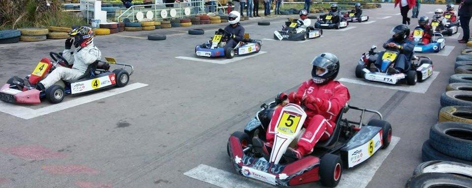 Résultat : 1ère manche de Tunisia Kart Trophy 2014