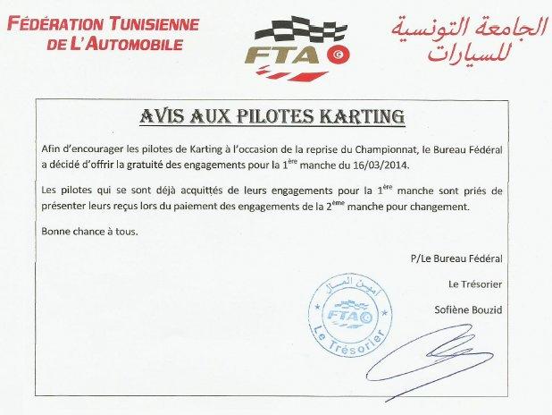 AVIS_Participants_Manche1_karting_2014