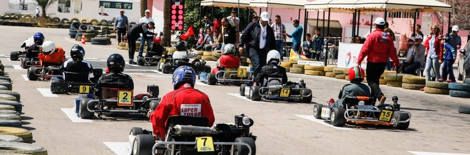Résumé : Tunisia Kart Trophy 2015 – Manche 2