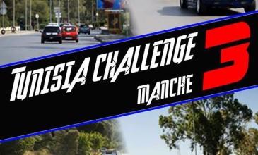 Manche 3 de championnat Tunisia Challenge 2015