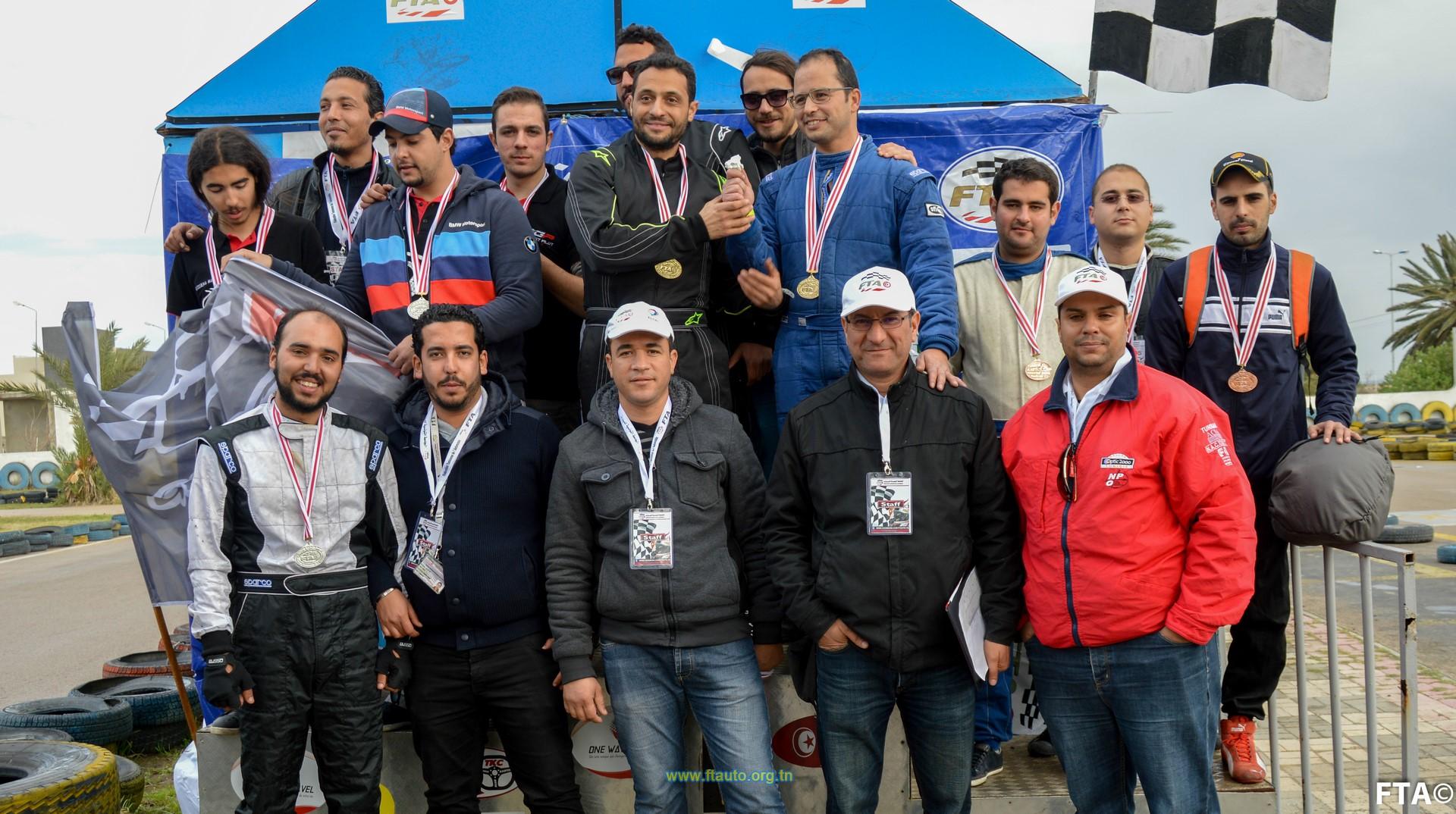 Photos : Tunisia Kart Trophy 2016 – Manche 1