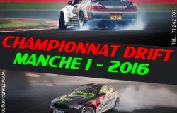 Championnat national de Drift – Manche 1