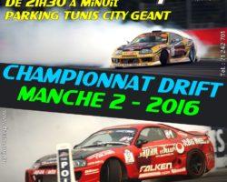 Championnat national de Drift – Manche 2