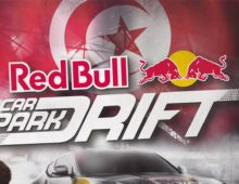 Red Bull Car Park Drift Tunisia 2016