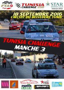 Manche 3 – Tunisia Challenge 2016