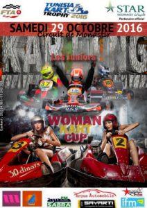 Woman Kart Cup 2016 – Manche 2