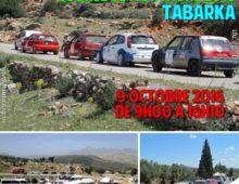 Course de montagne 2016 -Tabarka