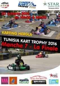 Manche 7 – Tunisia Kart Trophy 2016 – La Finale