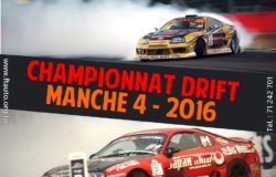 Manche 4 – Championnat Drift Tunisie