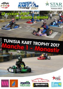 Manche 1 – Tunisia Kart Trophy 2017