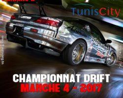 Manche 4 – Championnat de Drift Tunisie