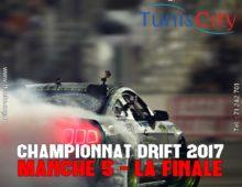 La finale – Championnat Drift Tunisie 2017