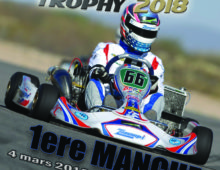 Manche 1 – Tunisia Kart Trophy 2018