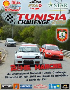 Manche 2 – Tunisia Challenge 2018