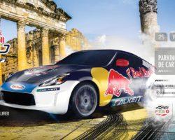 Red Bull Card Park Drift Tunisia 2018