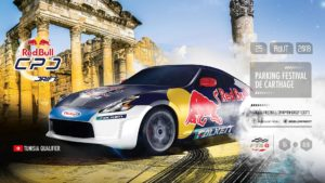 Red Bull Card Park Drift Tunisia 2018