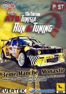 Manche 3 – Tunisia Run & Tuning 2018