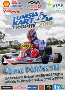 Manche 4 – Tunisia Kart Trophy 2018