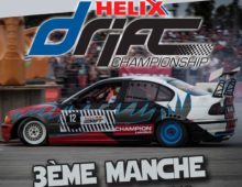 Manche 3 – Shell HELIX Drift Championship