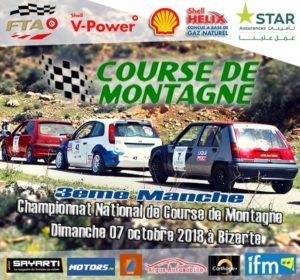 Manche 3 – Championnat National de Course de Montagne