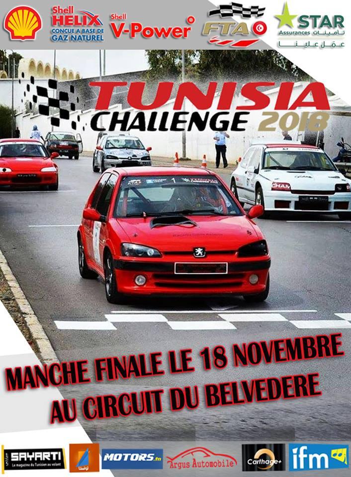 Manche Finale – Tunisia Challenge 2018