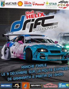 Manche finale – Shell Helix Drift Championship 2018