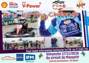Girls Karting Challenge