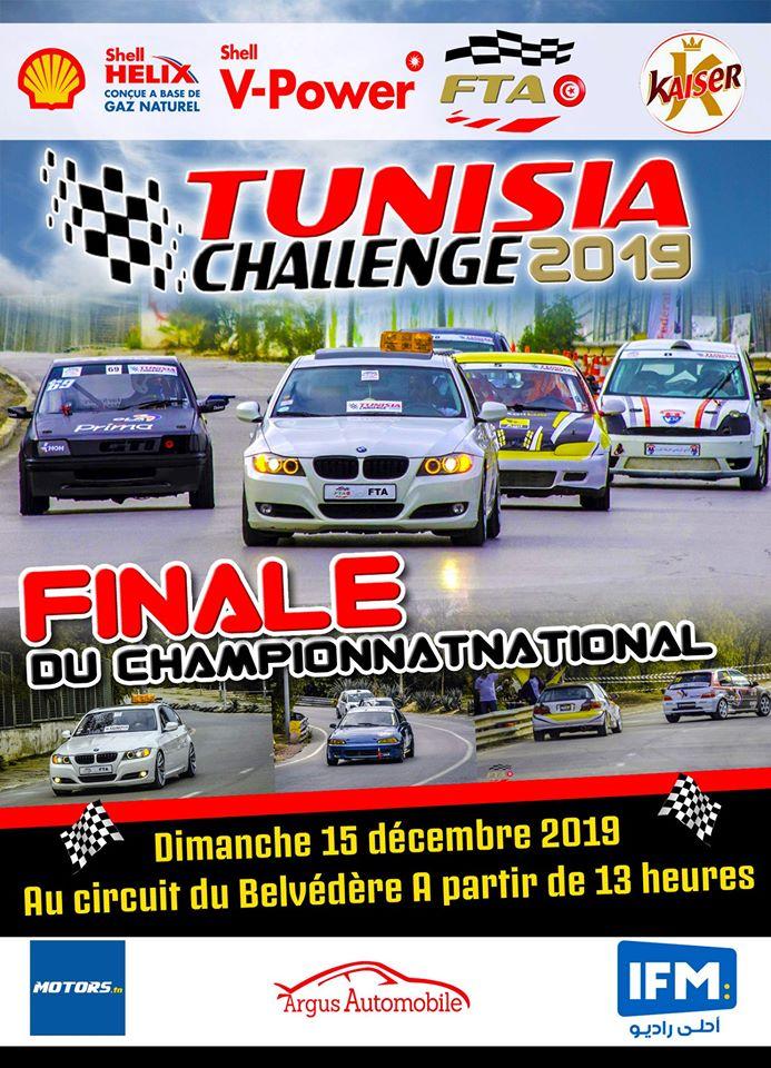 Finale Tunisia Challenge et Finale Run