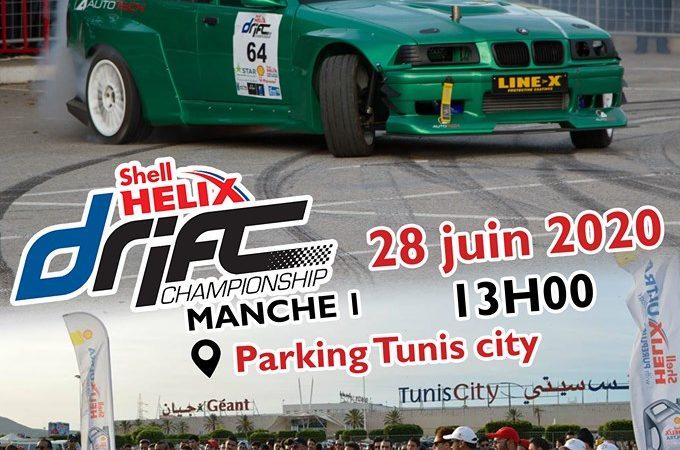 Manche 1 – Shell Helix Drift Championship