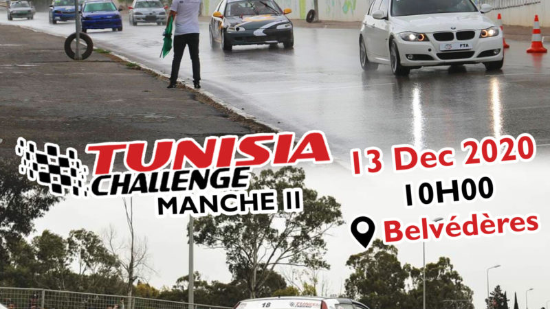 Manche 2 – Tunisia Challange 2020