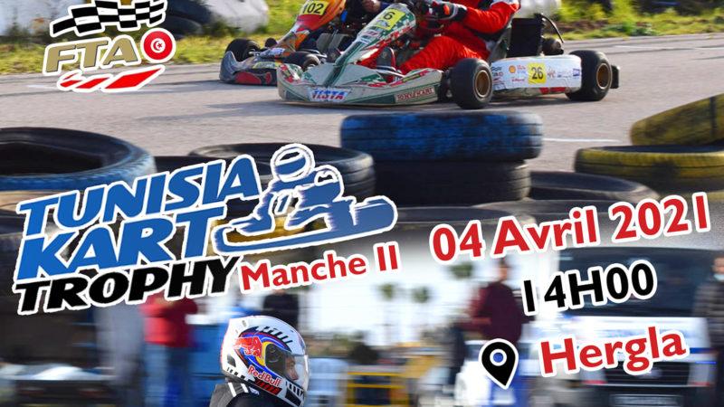 Tunisia Kart Trophy 2021 – Manche 2