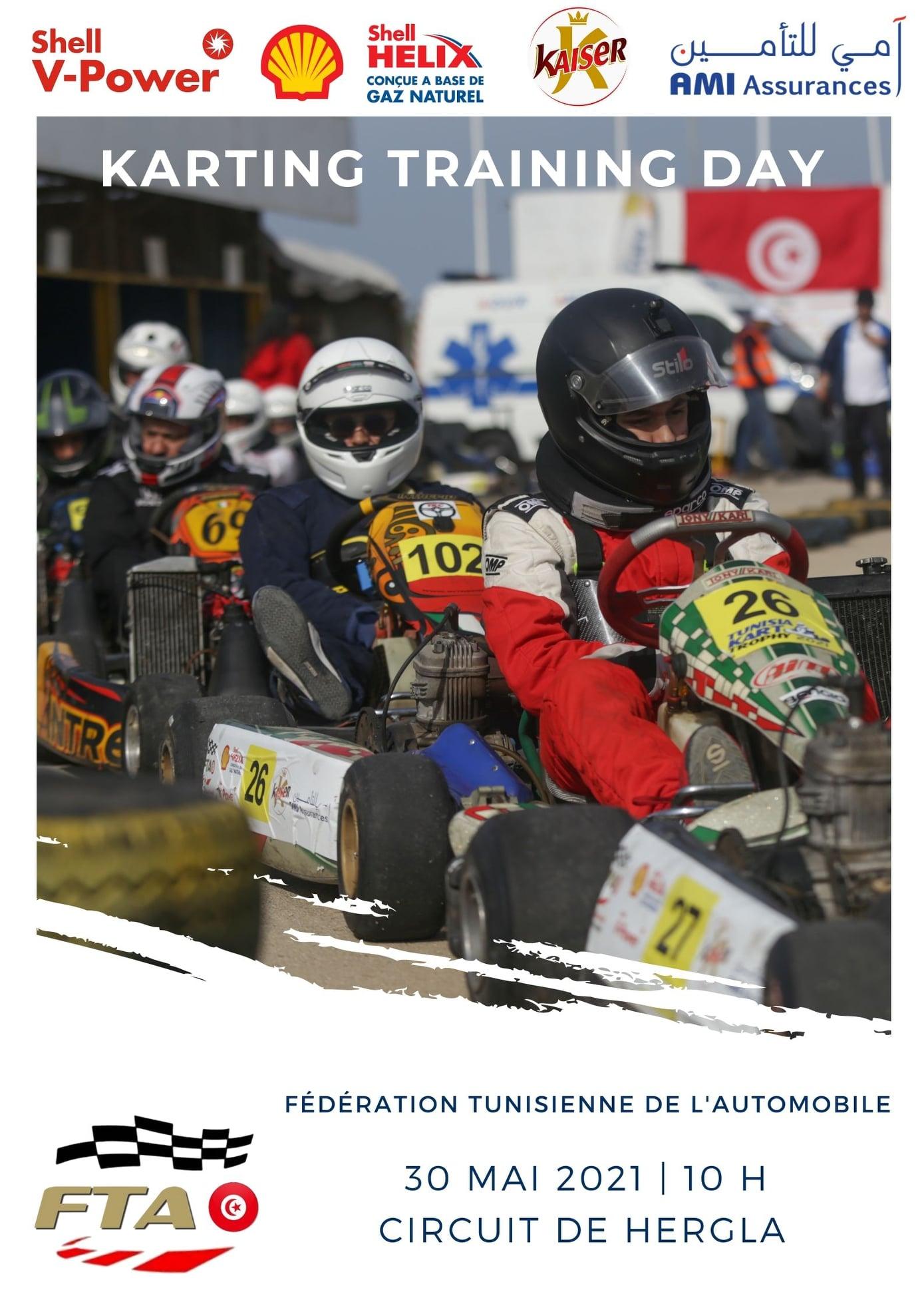 Karting Training Day – 2ème édition