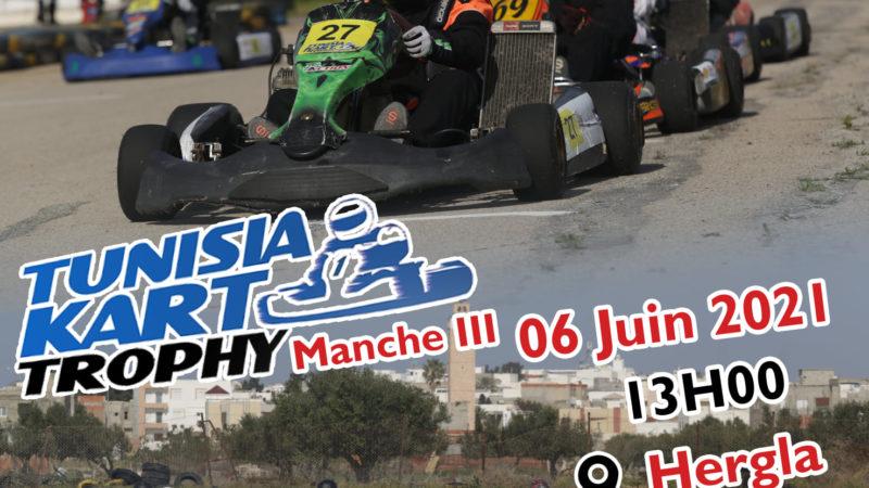 Tunisia Kart Trophy 2021 – Manche 3