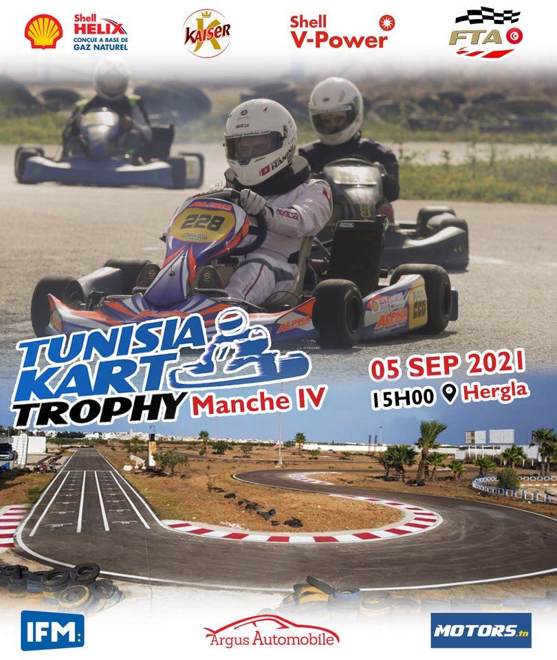 Tunisia Kart Trophy 2021 – Manche 4