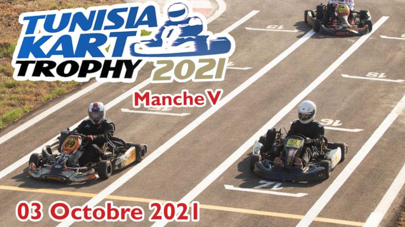 Tunisia Kart Trophy 2021 – Manche 5
