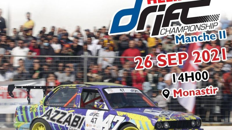 Shell-Helix Drift Championship – Manche 2